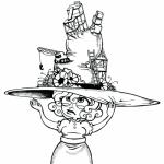 Thelma's Roomy Hat
